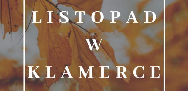 Listopad w Klamarce