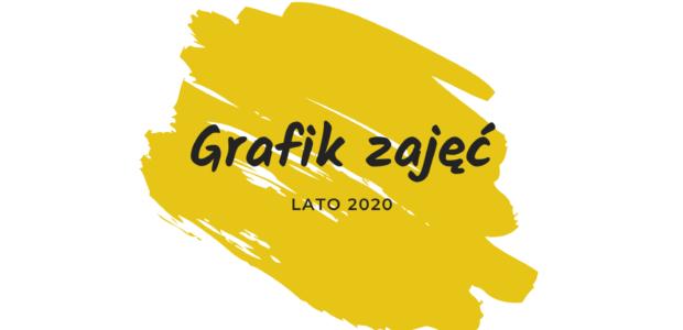 Grafik lato 2020